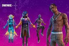 Rapper Travis Scott Gelar Konser Virtual di Game Fortnite, Ini Jadwalnya