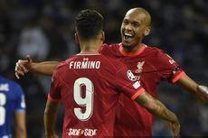 Bantai Porto 5-1, Pemanasan Ideal Liverpool Jelang Hadapi Man City
