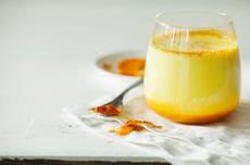 Resep Susu Kunyit Jahe, Minuman untuk Legakan Tenggorokan