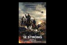 Sinopsis Film 12 Strong, Aksi Heroik 12 Tentara