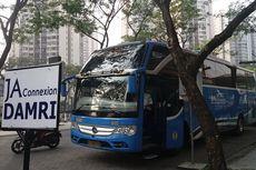 Bus JAC Damri Layani Rute Epicentrum Kuningan - Bandara Soekarno-Hatta