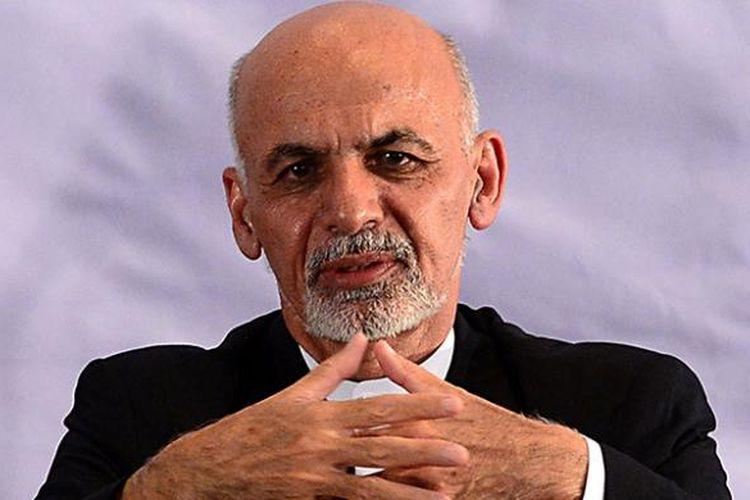 Presiden Afganistan Ashraf Ghani