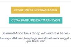 Penjelasan BKN soal Perincian Pengumuman Seleksi Administrasi CPNS 2021