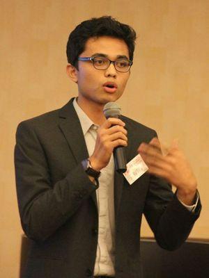 Peneliti sekaligus aktivis demokrasi Ravio Patra.