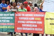 Warga Kendal Ancam Segel Jalan Tol Batang-Semarang