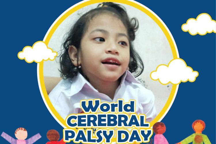 Anak dengan Cerebral Palsy harus tetap mendapat pendidikan terbaik agar bisa berkembang optimal untuk meningkatkan kualitas hidupnya.