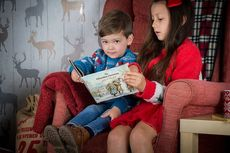 Orangtua Ajak Anak Jadi Pendongeng, Ini 4 Tips dan 5 Manfaatnya