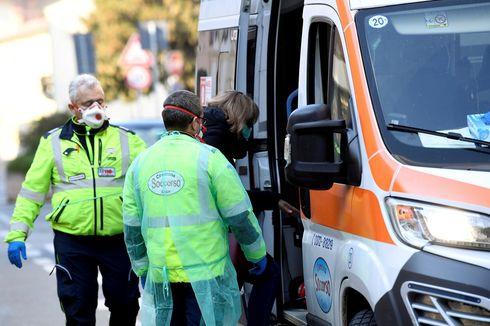 Dalam 24 Jam, Italia Umumkan 2 Korban Meninggal dan 79 Kasus Infeksi Virus Corona