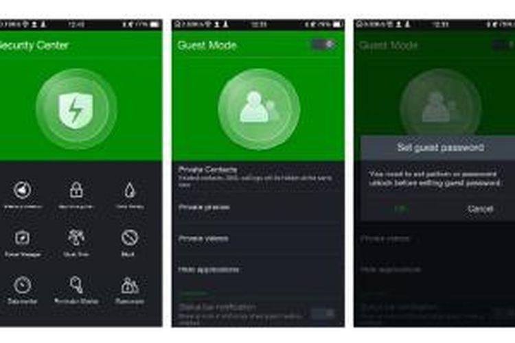 Guest Mode Sembunyikan Aplikasi Di Smartphone