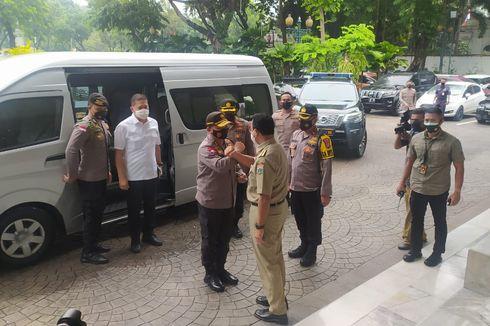 Kegiatan Anies Sepekan Terakhir, Bertemu Kapolda Metro Jaya hingga Hadiri Acara di Hotel Borobudur