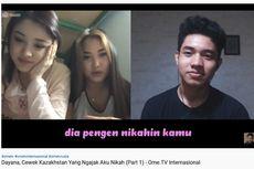 Profil Fiki Naki, YouTuber Fasih Banyak Bahasa yang Diajak Nikah Dayana asal Kazakhstan