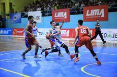 Wasit LIMA Basketball Berkualifikasi Dunia