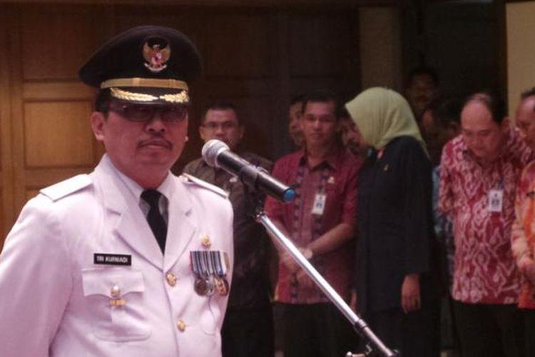 Wali Kota Jakarta Selatan Tri Kurniadi
