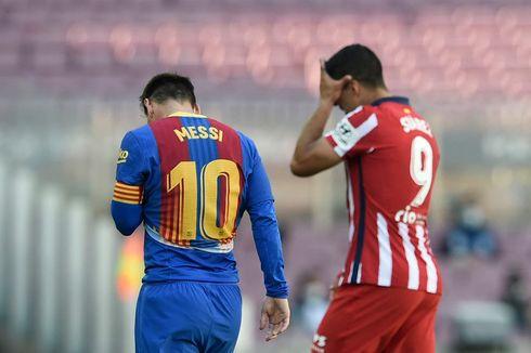 Luis Suarez Jelang Bentrok Vs Barca: Menyakitkan, Tak Peduli Lawan, Aneh Messi...