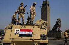 Jika Unjuk Rasa Rusuh, Militer Mesir Akan Gunakan Kekerasan