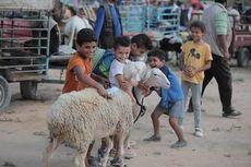 Idul Adha di Palestina: Siapa yang Mampu Beli Domba?