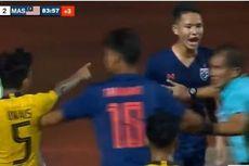 Kronologi Baku Hantam Pemain Thailand dan Malaysia pada Final AFF U-15