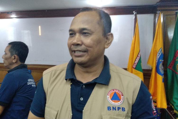 Kalak BPBD NTB, Ahsanul Khalik
