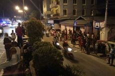 Berita Foto: Suasana Terkini Ambon Pasca-Diguncang Gempa 5 Kali, Warga Panik hingga Plafon Mal Runtuh