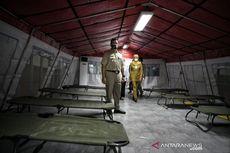Kekurangan Dokter,  Dua Tenda Darurat di RSUD Tarakan Belum Beroperasi