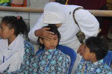 Mengharukan, Tradisi Usap Kepala Anak Yatim di Magelang