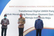 Kendalikan Inflasi Lewat Pendataan Digital, Pemprov Jateng Raih Penghargaan TPID