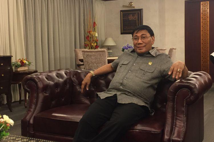 Wakil Ketua DPD Farouk Muhammad