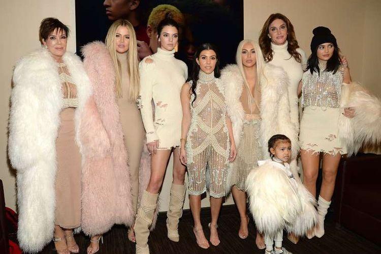 Keluarga Kardashian-Jenner