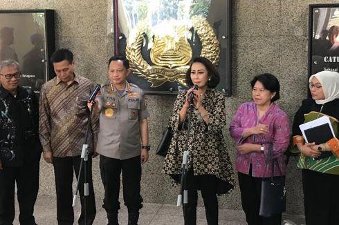 Pansel Calon Pimpinan KPK Minta Kapolri Dorong Polisi Potensial Mendaftar