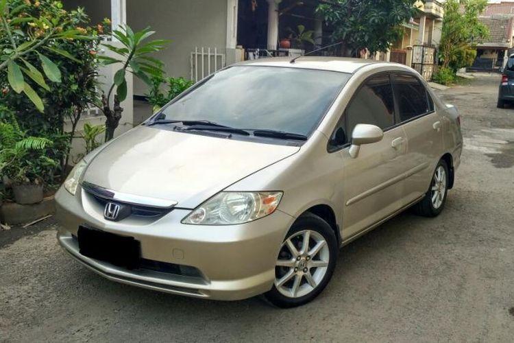 Honda City 2004