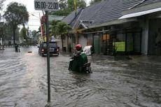 Hujan Belum Reda, Warga Solo Waspada Banjir