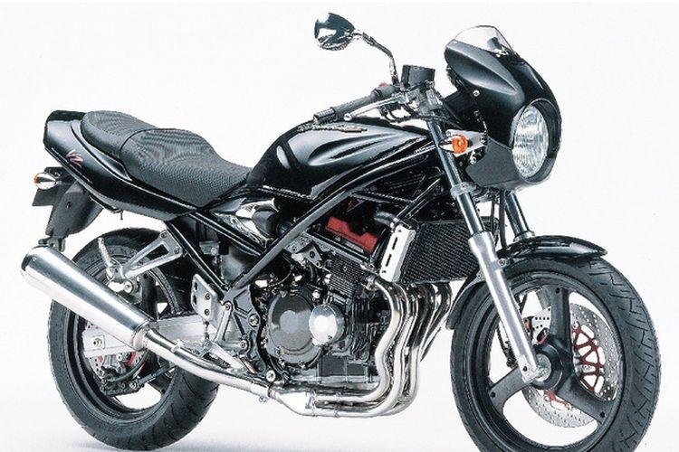 Suzuki GSF250V alias Bandit 250 tipe Variable Valve Timing