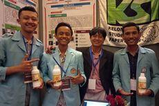 Mahasiswa UNS Raih Penghargaan Internasional dari Ampas Teh dan Limbah Sayur