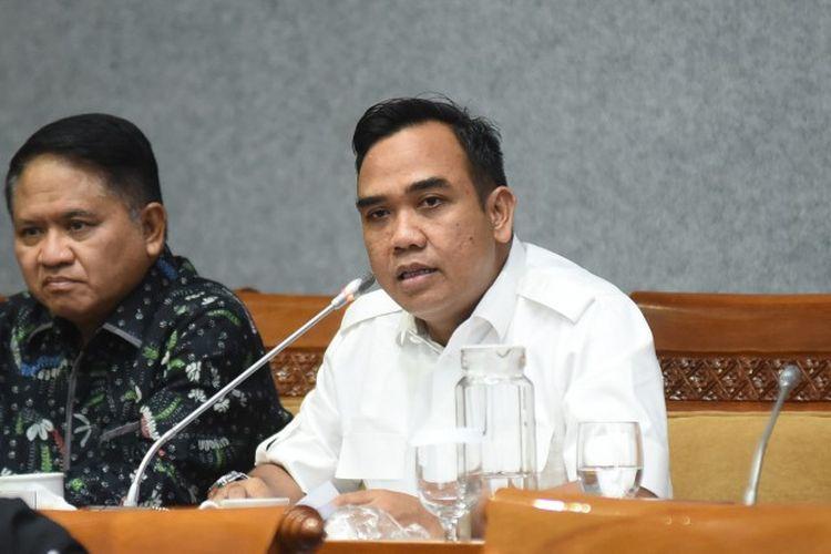 Anggota Komisi X DPR RI Ali Zamroni.