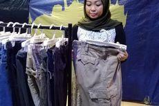 Kisah Elin Si Pedagang Baju Bekas, Bangkit Pasca Kebakaran hingga Dapat Pelanggan Artis
