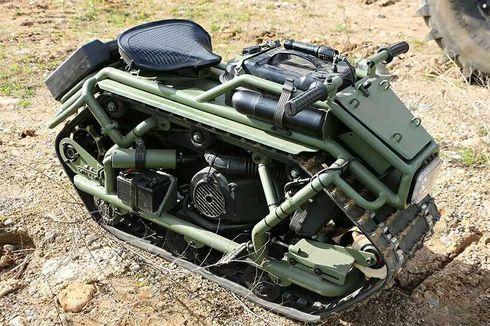 Hamyak, Tank Mini dari Rusia