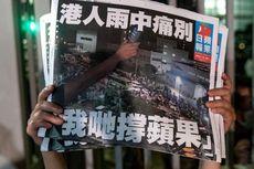 Polisi Hong Kong Tangkap Mantan Editor Tinggi Surat Kabar Apple Daily