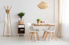 5 Inspirasi Meja Makan untuk Ruang Sempit agar Terasa Lebih Luas