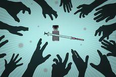 Lebih dari Setengah Juta Kasus Covid-19 di Indonesia, Pencarian Vaksin Masih Berlanjut
