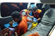 Bantu Padamkan Kebakaran di Mampang, Petugas PPSU Tercebur ke Kali