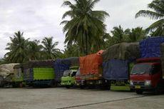 Truk Barang Dilarang Lintasi Jalur Mudik di Jabar