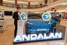 Andalan Motor Buka Showroom Hyundai City Store di Pondok Indah Mall 3