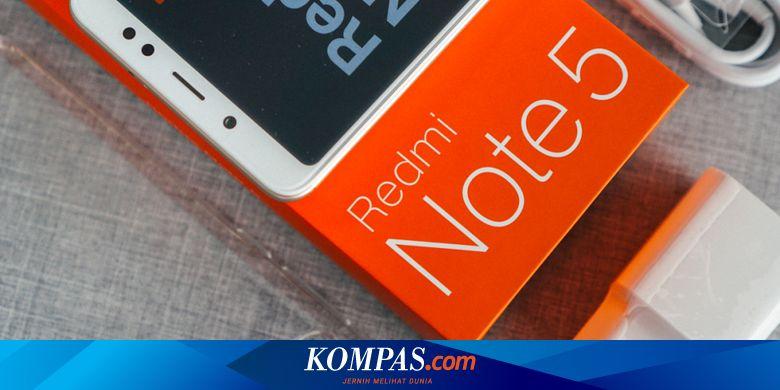 Ini Harga Dan Spesifikasi Redmi Note 5 Ai Di Indonesia