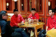 Hasto Sebut Calon Wali Kota Solo Telah Siap, Gibran Optimistis dan Achmad Enggan Pesimistis