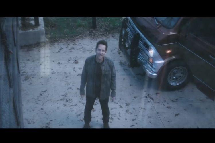 Scott Lang dalam Avengers: Endgame