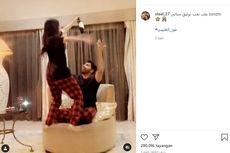 Minum Anggur Merah dan Telanjang di Bak Mandi, Influencer di Arab Saudi Dikecam Netizen