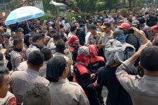 Demo Selesai, Wakapolda Metro Jaya Joget Bareng Buruh