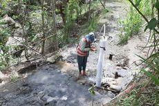 Air Menyembur dari Sumur Bor Tanpa Dipompa, Ratusan Warga Tertolong