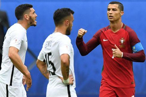 Ronaldo: Portugal Sangat Bahagia