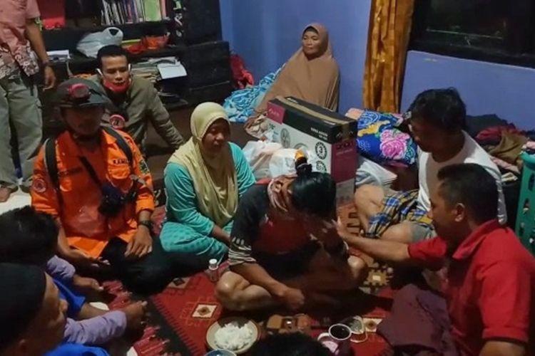 Mahyan (32), pria asal Desa Aribaya, Kecamatan Pagentan, Banjarnegara, Jawa Tengah yang dinyatakan hilang, Rabu (5/5/2021) akhirnya ditemukan.